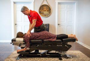 Colorado Chiropractor Office Treatment