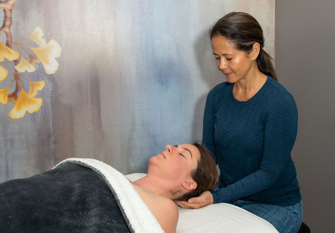 Carole Ly Sing Lao - Massage Specialist