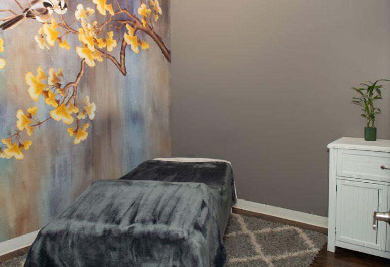 Restore Chiropractic Health Center Massage Table