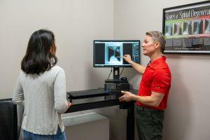 Colorado Chiropractor X-Ray