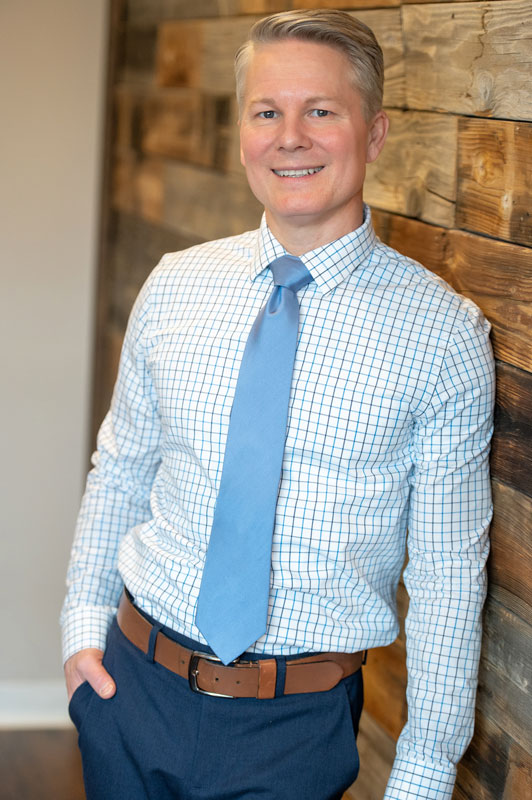 Dr. Michael Tinkey - Chiropractor